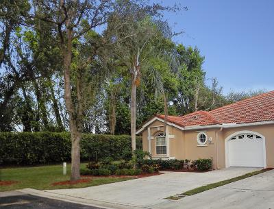 Boca Raton Single Family Home For Sale: 18388 Via Di Regina