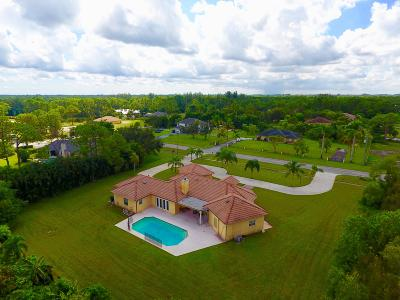 West Palm Beach Single Family Home For Sale: 13551 Temple Boulevard