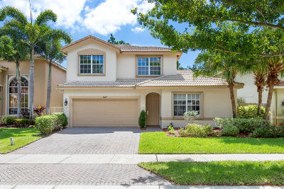 Delray Beach Single Family Home For Sale: 1667 E Classical Boulevard