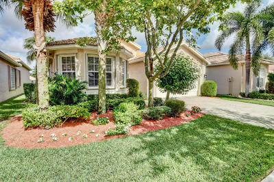 Delray Beach Single Family Home For Sale: 7256 Imperial Beach Circle
