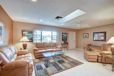 Delray Beach Single Family Home For Sale: 6295 Dusenburg Road