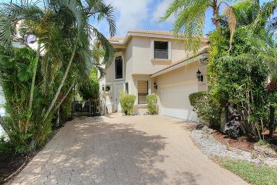 Boca Raton Single Family Home For Sale: 17063 Ryton Lane