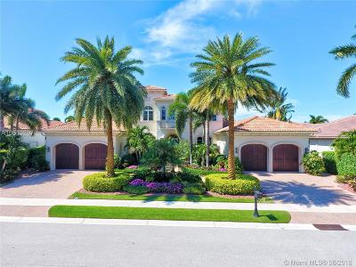 Palm Beach Gardens FL Single Family Home For Sale: $4,195,000