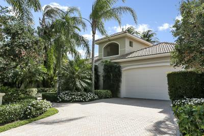 Jupiter Single Family Home For Sale: 127 Sota Drive