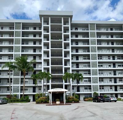 Pompano Beach Condo For Sale: 4015 W Palm Aire Drive #601