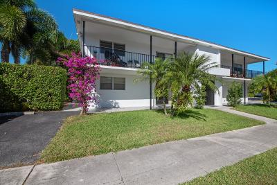 West Palm Beach Multi Family Home For Sale: 3613 Washington Road