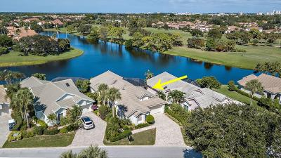 Jupiter Single Family Home For Sale: 3791 Shearwater Drive