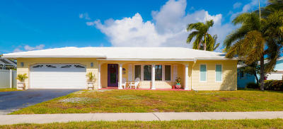 Deerfield Beach Single Family Home For Sale: 1445 SE 14th Street