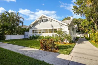 West Palm Beach Single Family Home For Sale: 1511 Georgia Avenue
