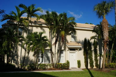 Greenacres FL Townhouse For Sale: $249,500