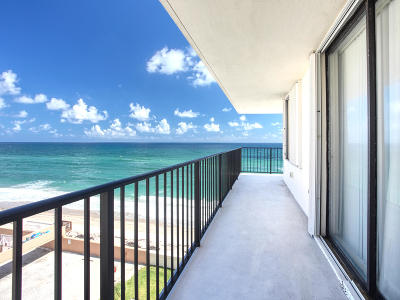 Palm Beach Condo For Sale: 3456 S Ocean Boulevard #5030