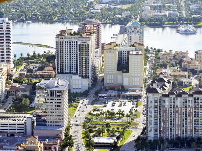 West Palm Beach Condo For Sale: 801 S Olive Avenue #1001