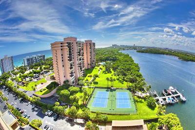 Boca Raton Condo For Sale: 2121 Ocean Boulevard #1705w