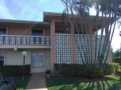 Delray Beach Single Family Home For Sale: 1840 NW 13th Street #204