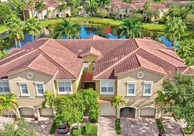 Palm Beach Gardens Townhouse For Sale: 4930 Bonsai Circle #106