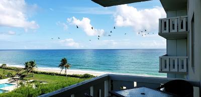 Palm Beach Rental For Rent: 3450 S Ocean Boulevard #503
