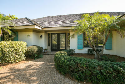 Vero Beach Single Family Home For Sale: 1771 Coral Way