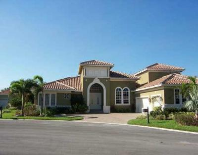 Palm City Single Family Home For Sale: 308 SW Harbor View Drive