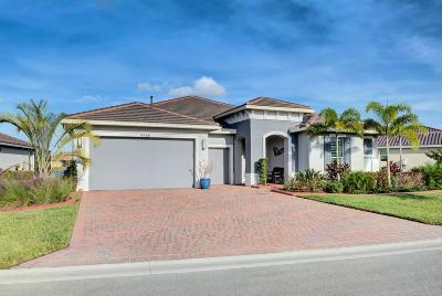Port Saint Lucie Single Family Home For Sale: 9968 SW Coral Tree Circle