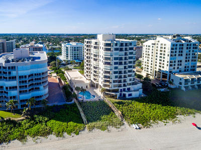 Highland Beach Condo For Sale: 3201 S Ocean Boulevard #903