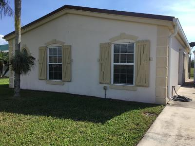 Okeechobee Single Family Home For Sale: 900 SW 44th Boulevard