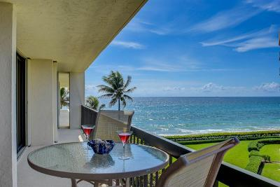 Palm Beach Condo For Sale: 3390 NW Ocean Boulevard #402