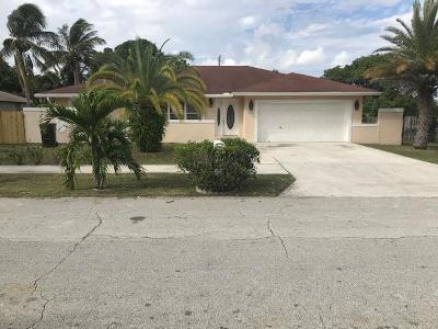 Delray Beach Single Family Home For Sale: 306 SW SW 6th Avenue