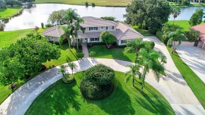 Delray Beach Single Family Home For Sale: 8379 Sawpine Road