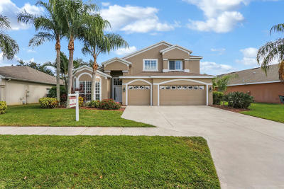 Palm City Single Family Home Contingent: 3361 SW Islesworth Circle