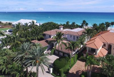 Juno Beach Single Family Home For Sale: 308 Alicante Drive