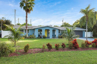 Delray Beach Single Family Home For Sale: 4724 Franwood Drive
