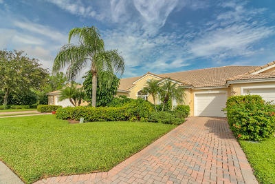 Jensen Beach Single Family Home For Sale: 682 NW Broken Oak Trail