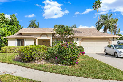 Delray Beach Single Family Home For Sale: 2905 Riviera Drive