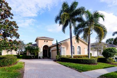 Port Saint Lucie Single Family Home For Sale: 7420 Bob O Link Way