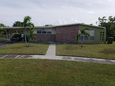Palm Springs Single Family Home For Sale: 425 Fontana Drive