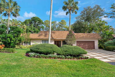 Pompano Beach Single Family Home For Sale: 1016 E Cypress Drive