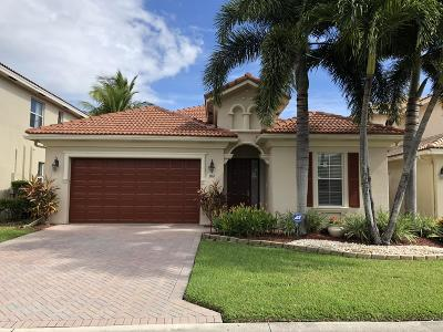 West Palm Beach Single Family Home Contingent: 3112 Bollard Road