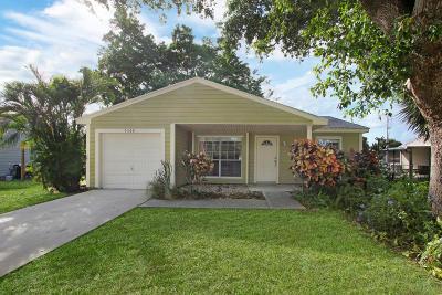 Boynton Beach Single Family Home For Sale: 5368 Courtney Circle