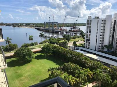West Palm Beach Rental Leased: 3800 Washington Road #1002