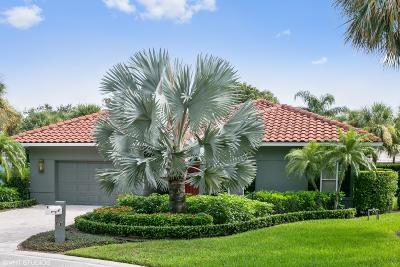 Jupiter Single Family Home For Sale: 108 Micco Circle