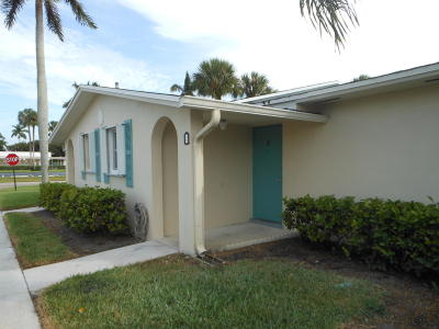 West Palm Beach FL Rental For Rent: $975