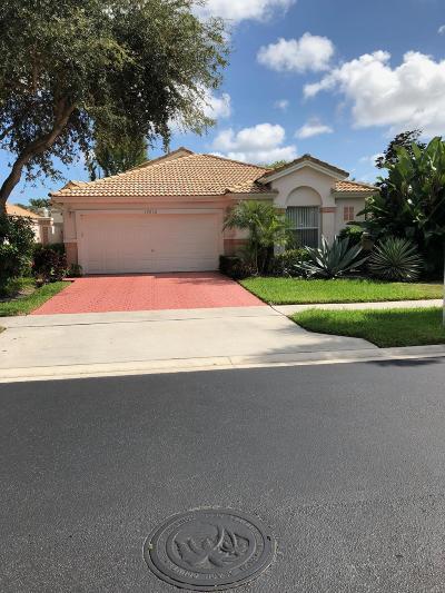 Boynton Beach Single Family Home For Sale: 12632 Coral Lakes Drive