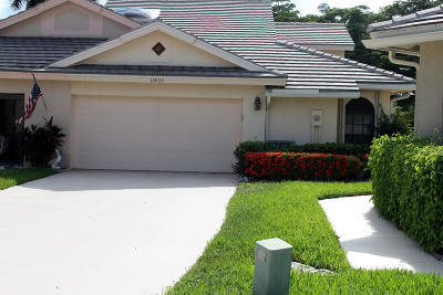 Boynton Beach Rental For Rent: 10832 Stafford Circle