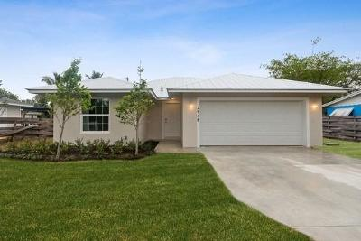 Stuart Single Family Home For Sale: 2958 SE Salerno Road