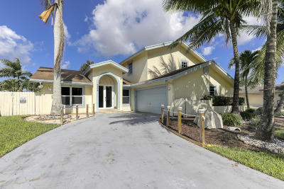Coconut Creek Single Family Home For Sale: 4945 NW 6th Street