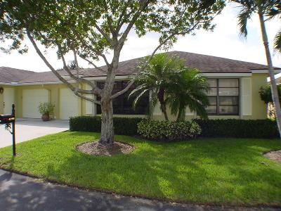 Boynton Beach Single Family Home For Sale: 4290 Mango Tree Court #B