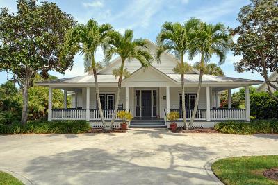 Vero Beach Single Family Home For Sale: 807 Carolina Circle SW