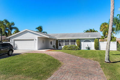 Palm Beach Gardens Single Family Home For Sale: 4113 Cedar Avenue