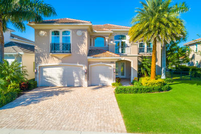 North Palm Beach Single Family Home For Sale: 13901 Willow Cay Drive