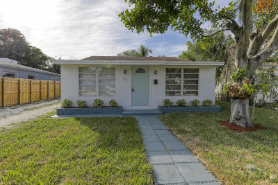 Fort Lauderdale Single Family Home For Sale: 1325 NE 2nd Avenue